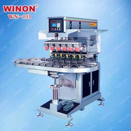300型六色移印机