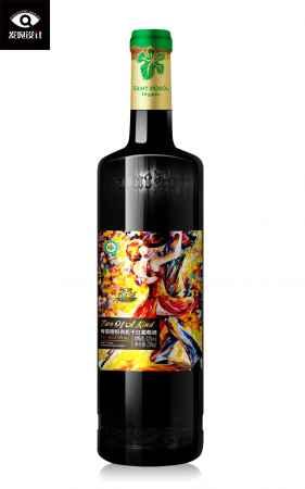 进口有机干红葡萄酒