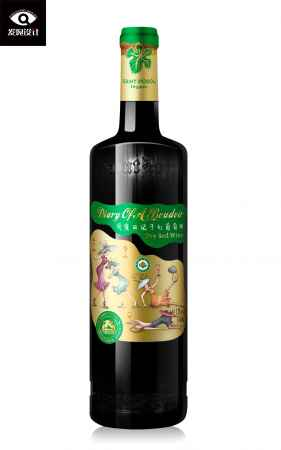 宁夏有机干红葡萄酒