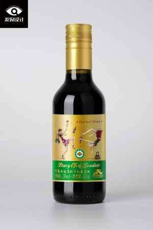 甘肃有机干红葡萄酒