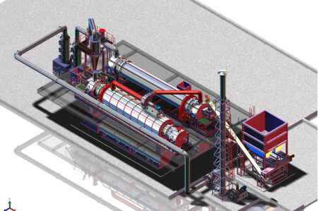 干化炭化一体机厂家